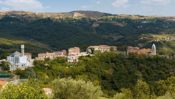 Restauro del Borgo Antico di Molinara