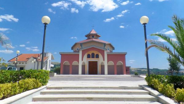 Chiesa Madonna delle Grazie di Molinara