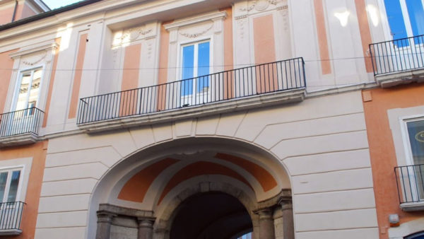 Palazzo Colle Enea a Benevento